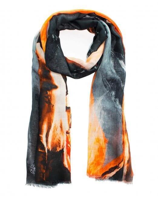 jokull scarf iceland volcano BJORNE of Norway scarf 02 (1)
